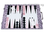 picture of Hector Saxe Python Leather Backgammon Set - Parma (1 of 12)