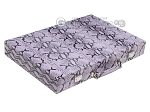 picture of Hector Saxe Python Leather Backgammon Set - Parma (11 of 12)