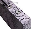 picture of Hector Saxe Python Leather Backgammon Set - Parma (12 of 12)