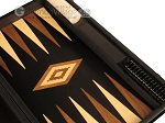 picture of Black Backgammon Set - Large - Black Field (9 of 12)