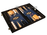 picture of Black Backgammon Set - Large - Blue Field (2 of 12)