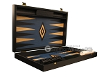 picture of Black Backgammon Set - Large - Blue Field (7 of 12)