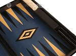 picture of Black Backgammon Set - Large - Blue Field (9 of 12)