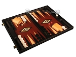 picture of Black Backgammon Set - Large - Red Field (2 of 12)