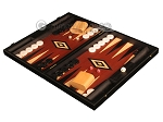 picture of Black Backgammon Set - Large - Red Field (3 of 12)