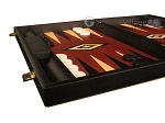 picture of Black Backgammon Set - Large - Red Field (5 of 12)