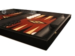 picture of Black Backgammon Set - Large - Red Field (6 of 12)