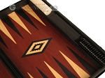 picture of Black Backgammon Set - Large - Red Field (9 of 12)