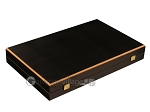 picture of Black Backgammon Set - Large - Red Field (10 of 12)