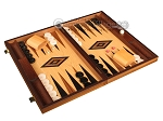 picture of Oak Backgammon Set - Large - Black (2 of 12)