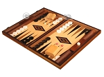 picture of Oak Backgammon Set - Large - Black (3 of 12)