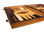 picture of Oak Backgammon Set - Large - Black (5 of 12)