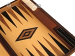 picture of Oak Backgammon Set - Large - Black (9 of 12)