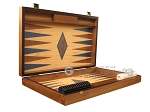 picture of Oak Backgammon Set - Large - Blue (7 of 12)