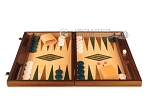 picture of Oak Backgammon Set - Large - Green (4 of 12)