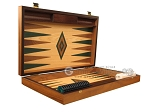 picture of Oak Backgammon Set - Large - Green (7 of 12)
