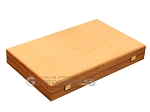 picture of Oak Backgammon Set - Large - Green (10 of 12)