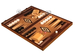 picture of Walnut Backgammon Set - Large - Black (3 of 12)