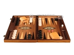 picture of Walnut Backgammon Set - Large - Black (4 of 12)