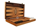picture of Walnut Backgammon Set - Large - Black (7 of 12)