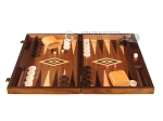 picture of Walnut Backgammon Set - Large - Brown (4 of 12)