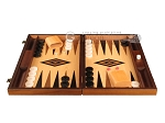 picture of Walnut and Oak Backgammon Set - Large - Black (4 of 12)