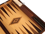 picture of Walnut and Oak Backgammon Set - Large - Brown (9 of 12)