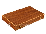picture of Walnut and Oak Backgammon Set - Large - Brown (10 of 12)