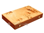 picture of Lupo Root Backgammon Set - Large - Lupo Field (10 of 12)
