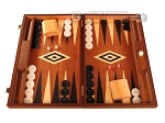 picture of Mahogany Backgammon Set - Large - Black (1 of 12)