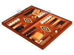 picture of Mahogany Backgammon Set - Large - Black (3 of 12)