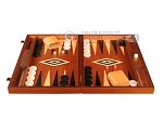 picture of Mahogany Backgammon Set - Large - Black (4 of 12)