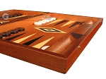 picture of Mahogany Backgammon Set - Large - Black (6 of 12)