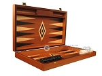 picture of Mahogany Backgammon Set - Large - Black (7 of 12)