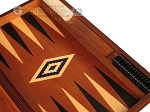 picture of Mahogany Backgammon Set - Large - Black (9 of 12)