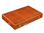 picture of Mahogany Backgammon Set - Large - Black (10 of 12)