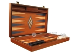 picture of Mahogany Backgammon Set - Large - Blue (7 of 12)