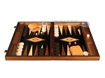 picture of Ebony Zebrano Backgammon Set - Large - Black Field (4 of 12)