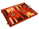 picture of Padauk Backgammon Set - Large - Padauk Field (2 of 12)