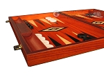picture of Padauk Backgammon Set - Large - Padauk Field (5 of 12)