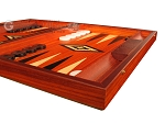 picture of Padauk Backgammon Set - Large - Padauk Field (6 of 12)