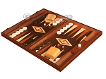 picture of Wenge Backgammon Set - Large - Wenge Field (3 of 12)