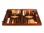 picture of Wenge Backgammon Set - Large - Wenge Field (4 of 12)