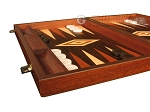 picture of Wenge Backgammon Set - Large - Wenge Field (5 of 12)