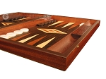 picture of Wenge Backgammon Set - Large - Wenge Field (6 of 12)