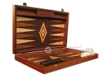 picture of Wenge Backgammon Set - Large - Wenge Field (7 of 12)