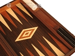 picture of Wenge Backgammon Set - Large - Wenge Field (9 of 12)