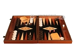 picture of Wenge Backgammon Set - Large - Black Field (4 of 12)