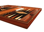 picture of Wenge Backgammon Set - Large - Black Field (6 of 12)