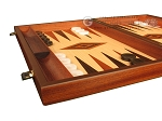 picture of Wenge Backgammon Set - Large - Oak Field (5 of 12)
